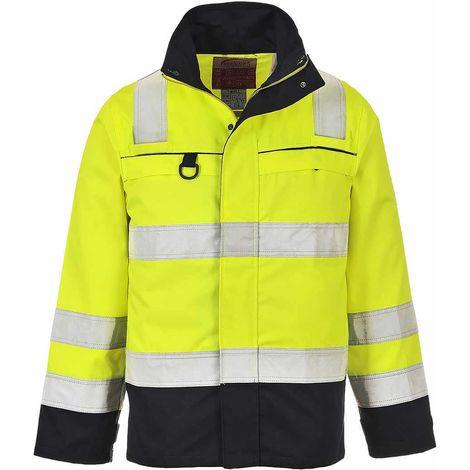 sUw - Hi-Vis Flame Resistant Safety Workwear Multi-Norm Jacket