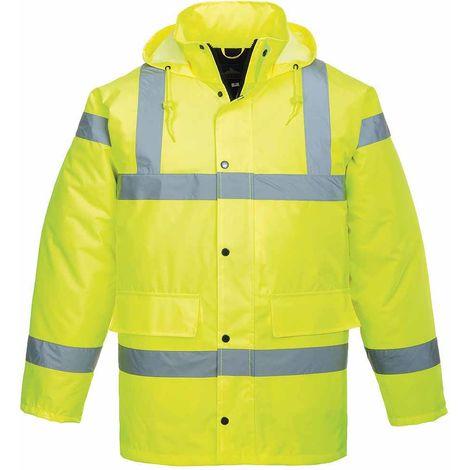 sUw - Hi-Vis Safety Breathable Workwear Jacket