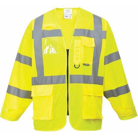 sUw - Hi-Vis Safety Executive Workwear Jacket