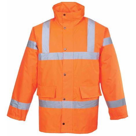 sUw - Hi-Vis Safety Traffic Workwear Jacket