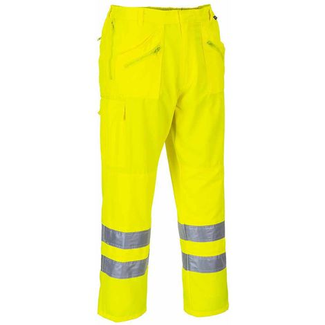 sUw - Hi-Vis Safety Workwear Action Trousers