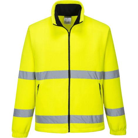 sUw - Hi-Vis Safety Workwear Essential Fleece Jacket