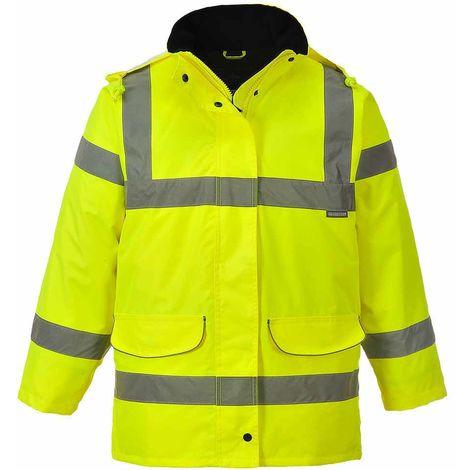 sUw - Hi-Vis Safety WorkWear Ladies Traffic Jacket