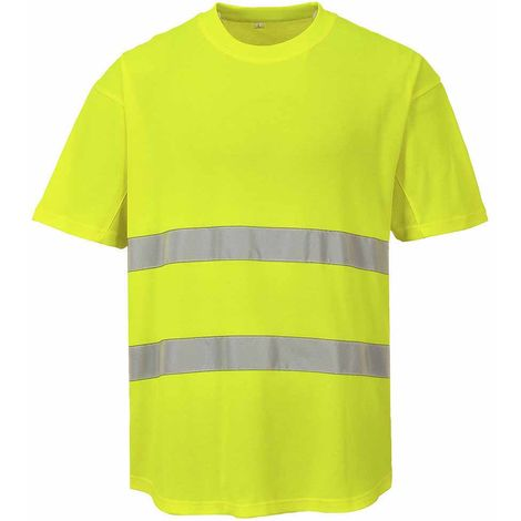 sUw - HI-Vis Safety Workwear Mesh T-shirt