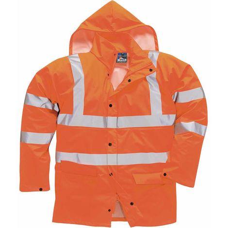 sUw - Hi-Vis Safety Workwear Rail Track Side Sealtex Ultra Unlined Jacket