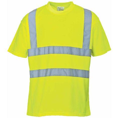 sUw - Hi-Vis Safety Workwear T-Shirt