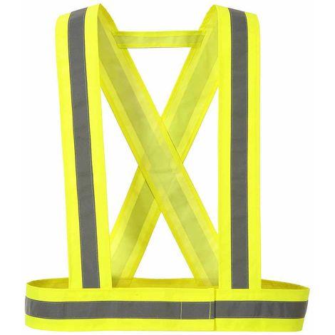 sUw - Hi-Vis Strap Yellow Regular