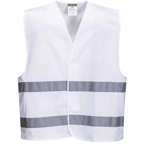 sUw - Iona Hi-Vis Safety Workwear Vest