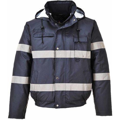 sUw - Iona Lite Bomber Safety Workwear Jacket