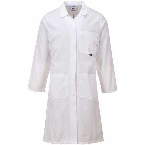 sUw - Ladies Workwear Standard Lab-Medical-Food Prep Coat