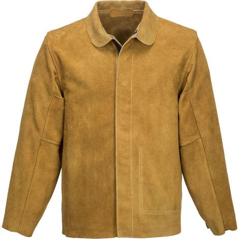 sUw - Leather Welding Jacket