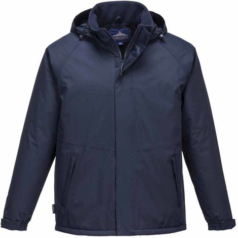 sUw - Limax Durable Insulated Waterproof Jacket With Pack Away Hood