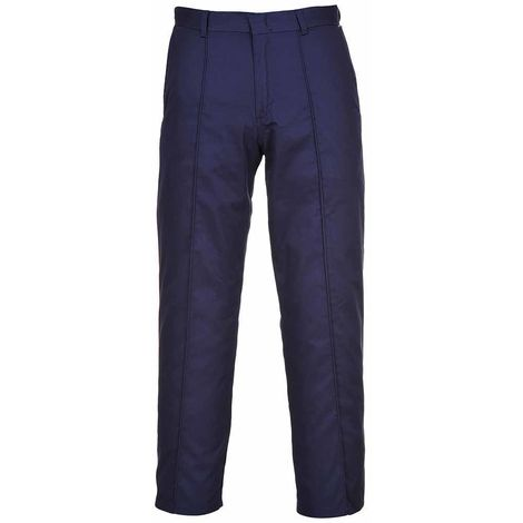 sUw - Mayo Quality Uniform Workwear Polycotton Trouser With Sewn-In Crease