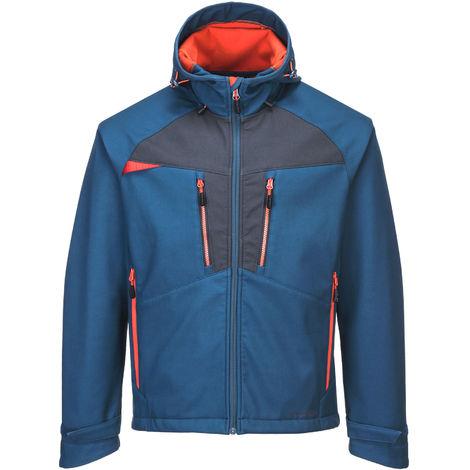 sUw Mens 4 Way Stretch Fabric DX4 Softshell Jacket