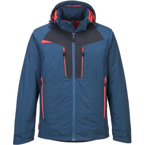 sUw Mens 4 Way Stretch Fabric DX4 Winter Jacket