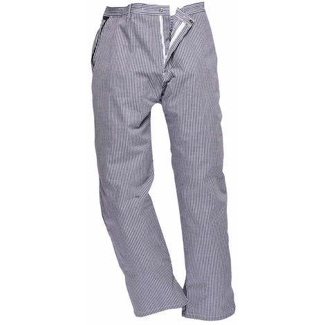 sUw - Mens Barnet High Temperature Cotton Chefs Trousers