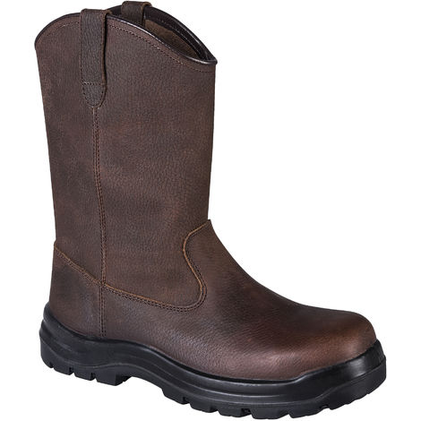 sUw - Mens Compositelite Indiana Rigger Safety Boot S3