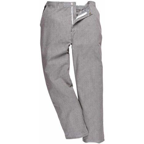 sUw - Mens Harrow Durable Twill Fabric Chefs Trousers