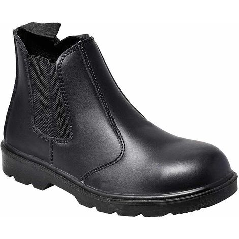 """main image of """"sUw Mens Steelite Dealer Workwear Ankle Safety Boot S1P"""""""