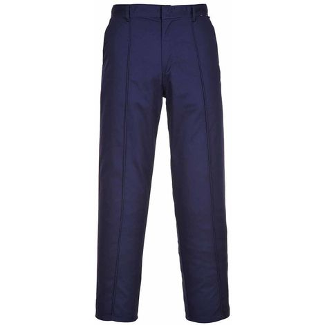 sUw - Mens Workwear Wakefield Trousers Sewn In Front crease