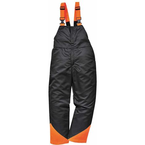 sUw - Oak Chainsaw Safety Workwear Bib and Brace Dungarees