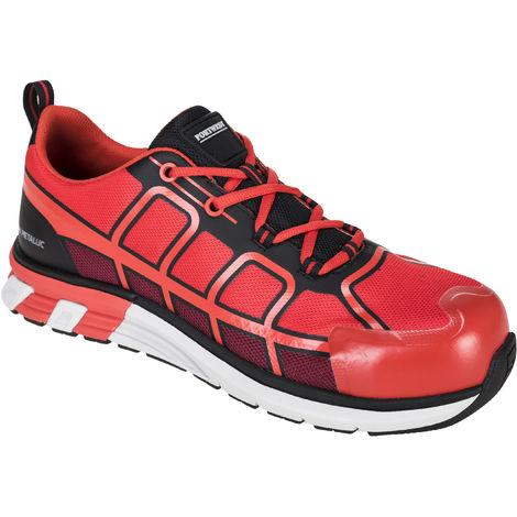 sUw - OlymFlex Barcelona Safety Footwear Trainer Shoe S1P
