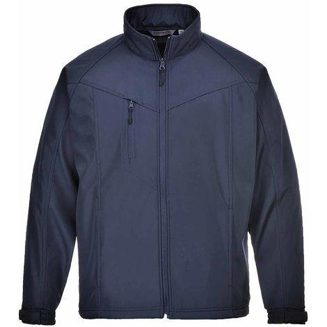 sUw - Oregon Mens Breathable Workwear Waterproof Softshell Jacket (2L)