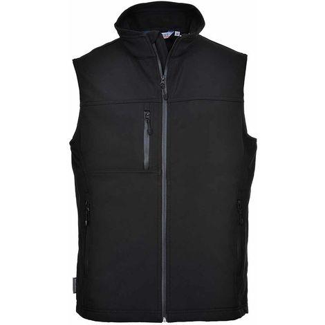 sUw - Outdoor Workwear Breathable Waterproof Softshell Bodywarmer (3L)