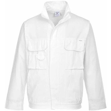 sUw - Painters Durable Absorbent 100% Cotton Practical Workwear Jacket