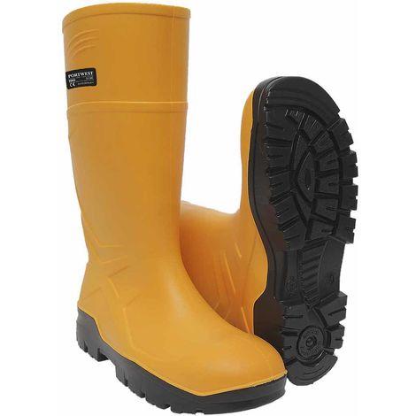 sUw - PU Work Safety Wellington Boot S5 CI FO