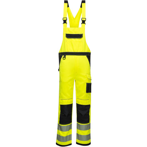 sUw - PW3 Workwear Bib & Brace Dungaree