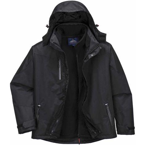 sUw - Radial 3 in 1 Waterproof Workwear Jacket