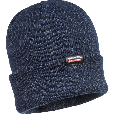 sUw - Reflective - Insulatex Lined Knitted Beanie