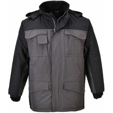 sUw - RS Outdoor Workwear Durable Waterproof Parka Jacket With Hood