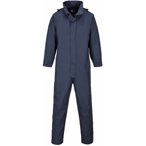 sUw - Sealtex Classic Workwear Waterproof Coverall Boilersuit With Hood