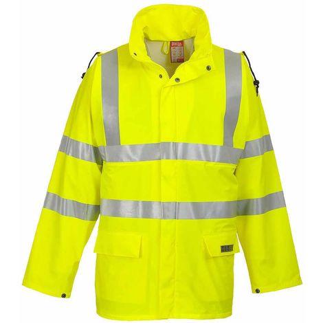 sUw - Sealtex Flame Resistant Safety Workwear Hi-Vis Waterproof Jacket