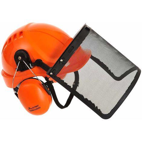 sUw - Site Safety Workwear Forestry Combi Kit Orange Regular