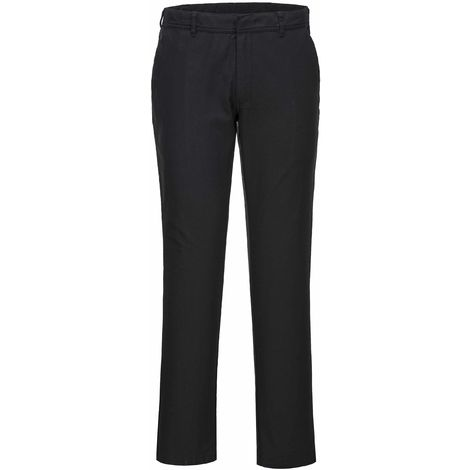 sUw - Site Workwear Active Stretch Slim Chino Trouser