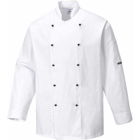 sUw - Somerset Chefs Kitchen Workwear Jacket