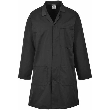 sUw - Standard Lab Medical Coverall Coat