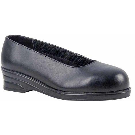 sUw - Steelite Ladies Court Workwear Safety Shoe S1