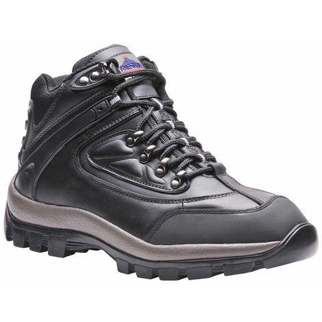 sUw - Steelite Mid Cut Workwear Safety Trainer Shoe SB HRO