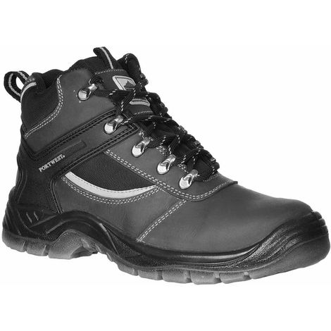 sUw - Steelite Mustang Workwear Ankle Safety Boot S3