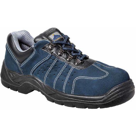 sUw - Steelite Perforated Work Safety Trainer Shoe S1P