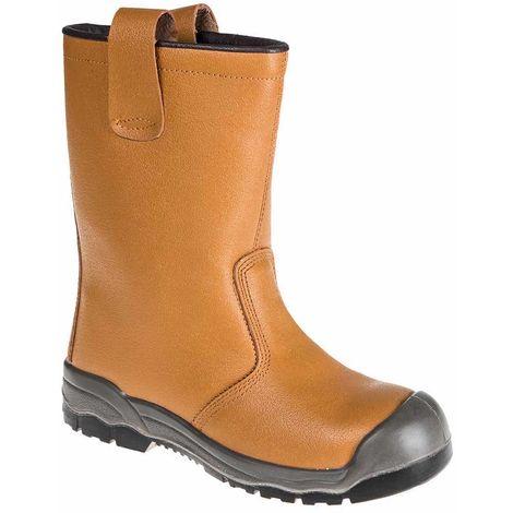 sUw - Steelite Rigger Workwear Ankle Boot S1P CI (With scuff cap)