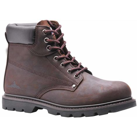 sUw - Steelite Welted Work Safety Workwear Ankle Boot SB HRO