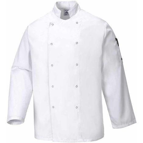 sUw - Suffolk Chefs Kitchen Workwear Jacket