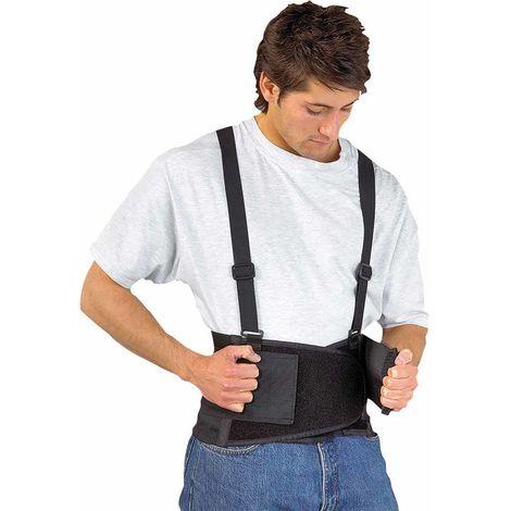 sUw - Support Belt Black XL