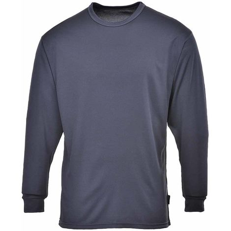 sUw - Thermal BaseLayer Underwear Work-Sport Long Sleeved T-Shirt Top