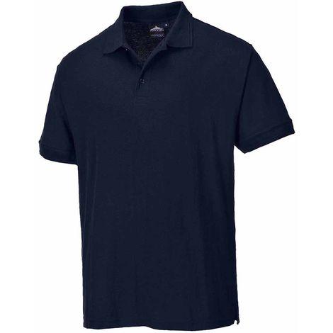 sUw Work-Casual - Naples Mens Short Sleeved Polo Shirt